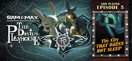 Sam & Max: The Devil's Playhouse