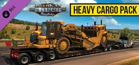 Buy American Truck Simulator - Heavy Cargo Pack for Steam PC