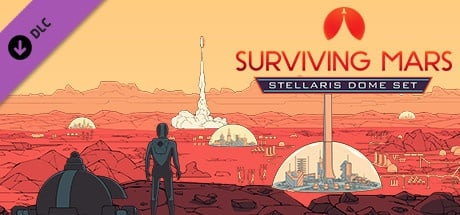 Buy Surviving Mars: Stellaris Dome Set for Steam PC