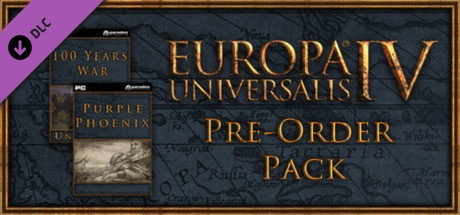 Buy Europa Universalis IV: Pre-Order Pack for Steam PC