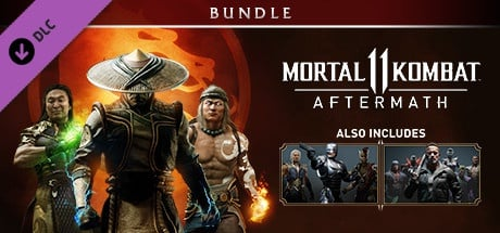 Buy Mortal Kombat 11 Aftermath Kombat Pack Bundle Steam Pc Cd