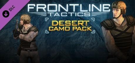 Buy Frontline Tactics - Desert Camouflage for Steam PC