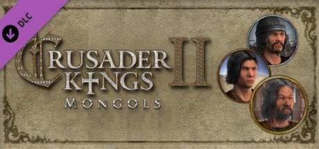 Buy Crusader Kings II: Mongol Faces for Steam PC