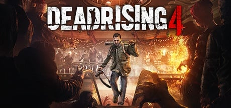 Dead Rising 4 Global Version