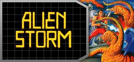 Buy Alien Storm for Steam PC