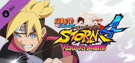 NARUTO STORM 4 : Road to Boruto Expansion