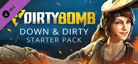 Buy Dirty Bomb - Down and Dirty Starter Pack for Steam PC