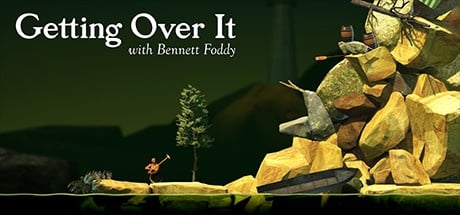 Buy Getting Over It with Bennett Foddy for Steam PC