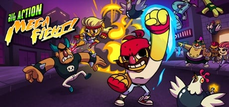 Buy Big Action Mega Fight! for Steam PC
