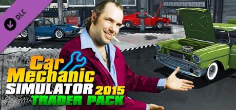 Buy Car Mechanic Simulator 2015 - Trader Pack for Steam PC