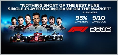 Buy F1 2018 for Steam PC