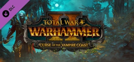 Buy Total War: WARHAMMER II - Curse of the Vampire Coast for Steam PC