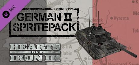 Buy Hearts of Iron III DLC: German II Spritepack  for Steam PC