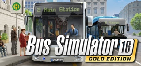 Buy Bus Simulator 16 for Steam PC