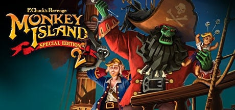 Buy Monkey Island 2 Special Edition: LeChuck's Revenge for Steam PC