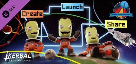Buy Kerbal Space Program: Making History Expansion for Steam PC