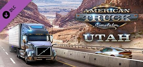 Buy American Truck Simulator - Utah for Steam PC