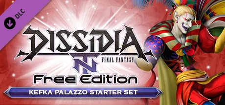 Buy DFF NT: Kefka Palazzo Starter Pack for Steam PC