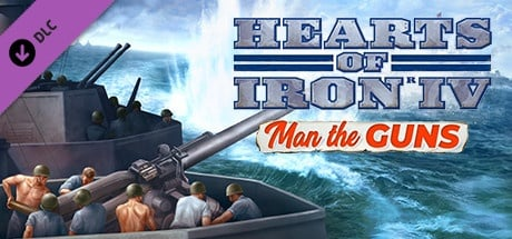 Hearts of Iron IV: Man the Guns