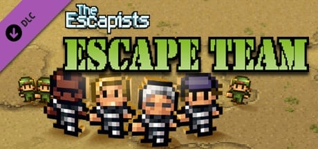 Buy The Escapists - Escape Team for Steam PC