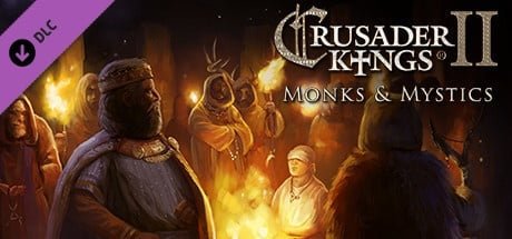 Buy Crusader Kings II: Monks and Mystics for Steam PC