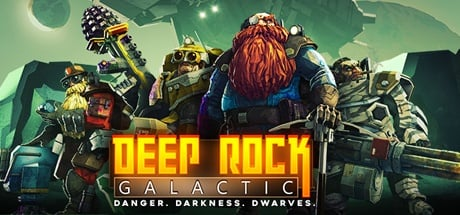 Deep Rock Galactic EUROPE