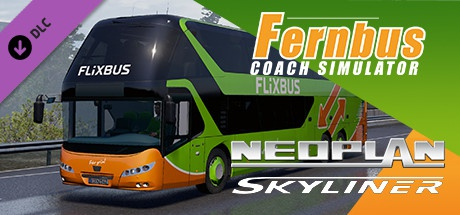 Buy Fernbus Simulator - Neoplan Skyliner for Steam PC