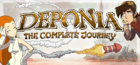 Buy Deponia: The Complete Journey for Steam PC
