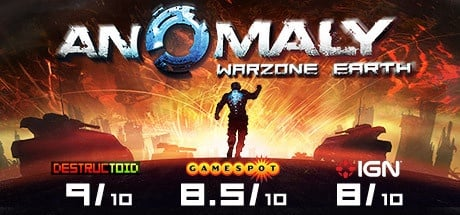 Buy Anomaly: Warzone Earth for Steam PC