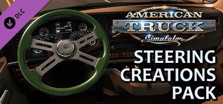 Buy American Truck Simulator - Steering Creations Pack for Steam PC