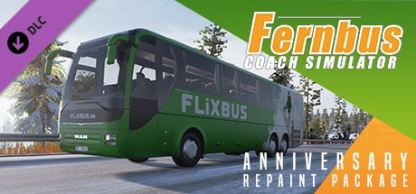 Buy Fernbus Simulator - Anniversary Repaint Package for Steam PC