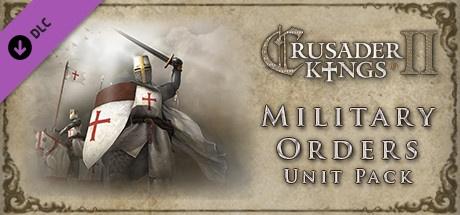 Buy Crusader Kings II: Military Orders Unit Pack for Steam PC