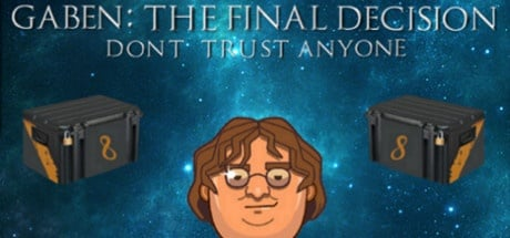 Buy GabeN: The Final Decision for Steam PC