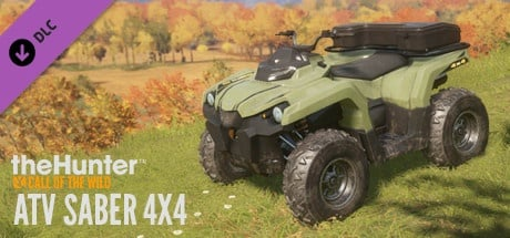 theHunter™: Call of the Wild - ATV SABER 4X4