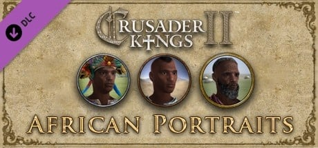 Buy Crusader Kings II: African Portraits  for Steam PC
