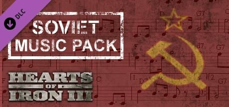 Hearts of Iron III: Soviet Music Pack DLC