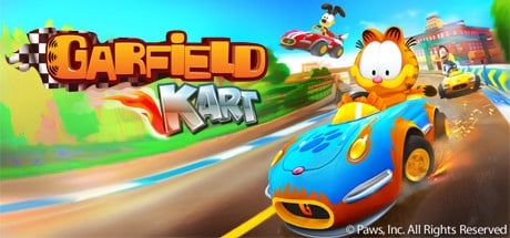 Buy Garfield Kart for Steam PC