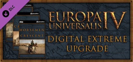 Buy Europa Universalis IV: Digital Extreme Edition Upgrade Pack for Steam PC