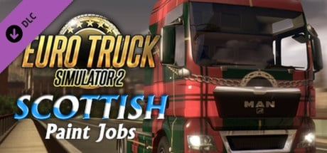 Buy Euro Truck Simulator 2 - Scottish Paint Jobs Pack for Steam PC
