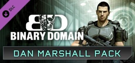 Buy Binary Domain - Dan Marshall Pack for Steam PC