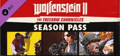 Buy Wolfenstein II: The Freedom Chronicles - Season Pass for Steam PC
