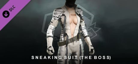 METAL GEAR SOLID V: THE PHANTOM PAIN - Sneaking Suit (The Boss)