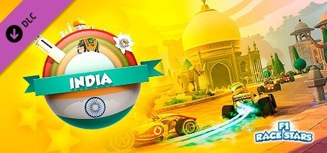 Buy F1 Race Stars - India Track for Steam PC