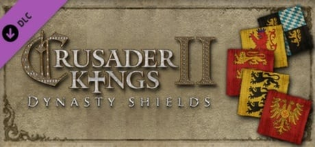 Buy Crusader Kings II: Dynasty Shields for Steam PC