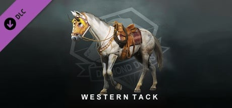 METAL GEAR SOLID V: THE PHANTOM PAIN - Western Tack