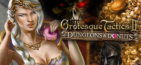 Buy Grotesque Tactics 2 – Dungeons and Donuts for Steam PC