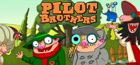 Buy Pilot Brothers for Steam PC