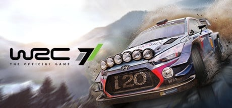 WRC 7 FIA World Rally Championship and get 1 free mystery game(s)