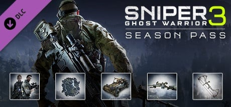 Sniper Ghost Warrior 3 - Season Pass DLC