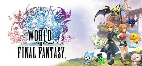 Buy WORLD OF FINAL FANTASY for Steam PC